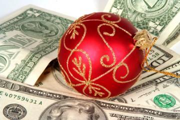 holiday money gift